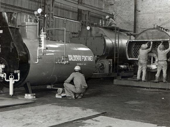 Desde 1926 - Desde 1926 Produciendo Energia
