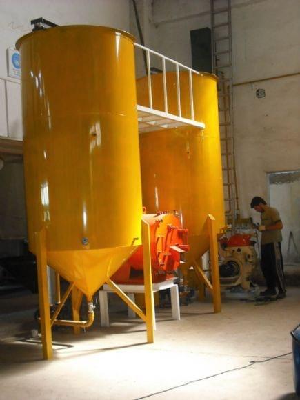 Proceso de desgomado - Sistema de desgomado y refinacion de aceites y grasas
