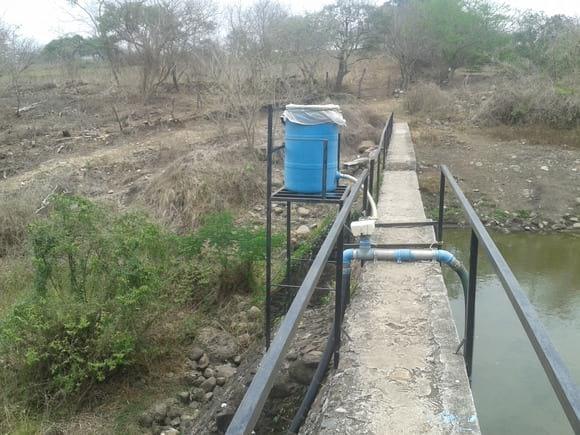 Uso del agua de escorrentía en pequeñas represas para uso agrícola - Microrregión de Atención Prioritaria (MAP) Angostillo