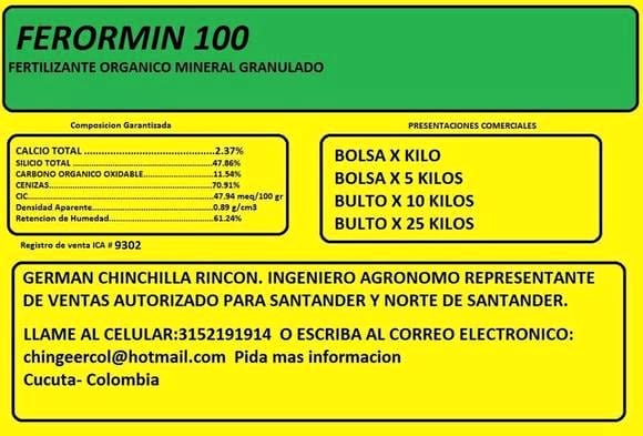 Ferormin 100 - Varias
