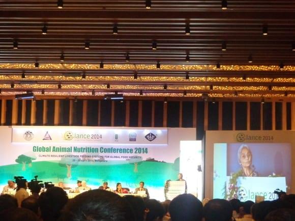 Global Animal Nutrition Conference 2014 - VIV & Glance 2014 Bangalore