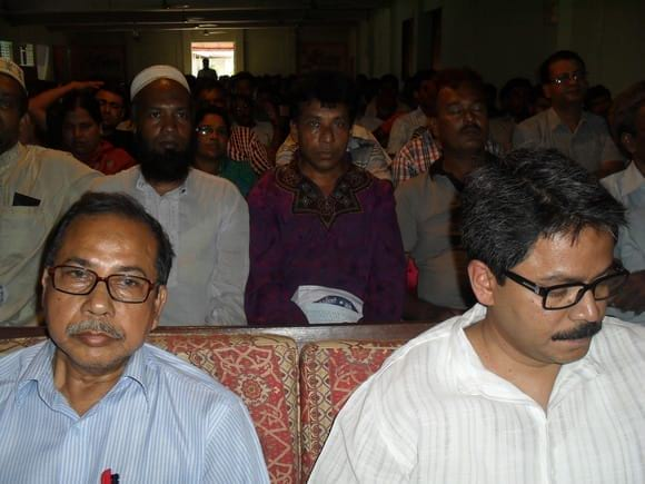 SUJON Rajshahi city Mayor election candidate commitment program - Dr Arif