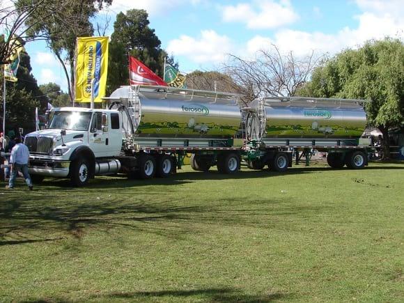 Ferosor, Osorno, Chile - Walinga transportation Equipment