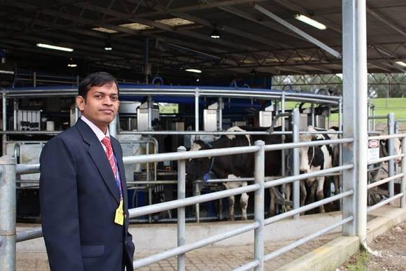 Future Dairy, Camden Australia - Joint ISNH/ISRP International Conference 2014  Canberra Australia