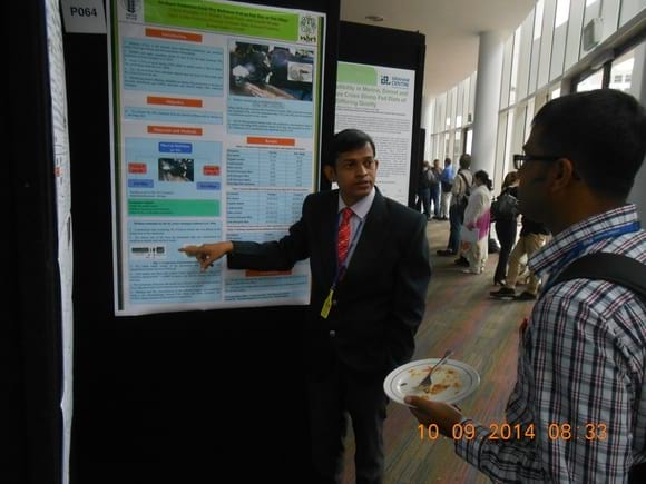 Poster Presentation - Joint ISNH/ISRP International Conference 2014  Canberra Australia