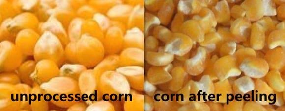 corn peeling machine - Various