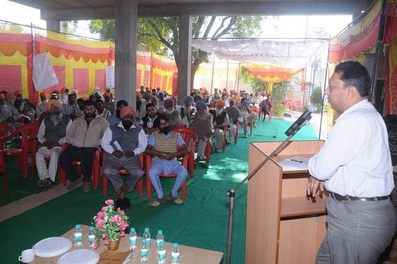 DAIRY CAMP AT ICCHEWAL PATIALA - DAIRY MANAGEMENT & NUTRITION SEMINAR