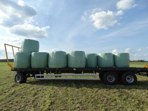 Wrapping bales SILOZET - Various