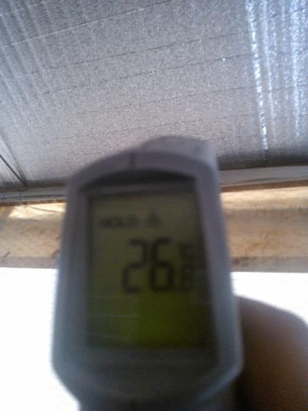 Temperatura excelente con este material de aislamiento - Varias
