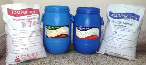 OUR POULTRY FEED ADDITIVES - Casos clínicos
