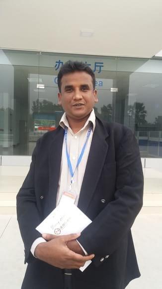 DR Md Ramzan Ali - Casos clínicos