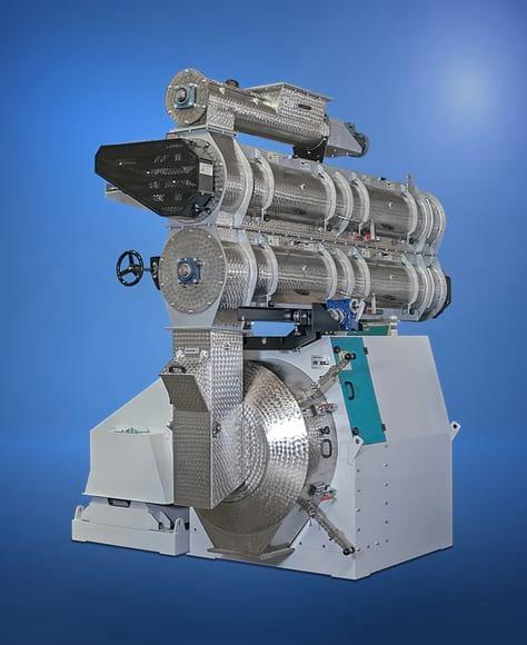 Yemmak P5 Ø900/300 - Machines