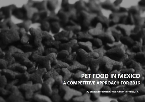 Pet food en Mexico 2016 - Varias
