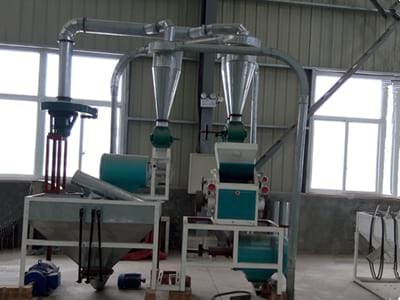 Development direction and target of corn grinding mill - corn grinding mill