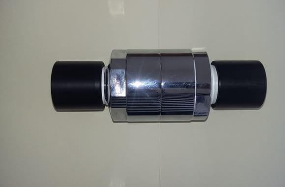 Acelerador Iónico ( Anti Sarro ) - Mi actividad