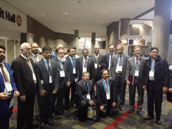 IPPE 2017 officials from Pakistan - Events