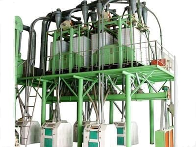 Traditional Corn Grinding Mill And The Current Comparison - corn grinding mill