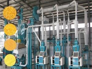 How To Promote The Economic Development Of Corn Grinding Mill? - corn grinding mill