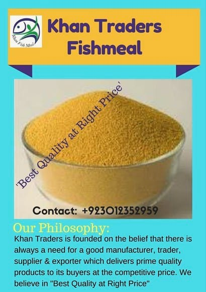 Fish Meal Plant Sterilized - Various