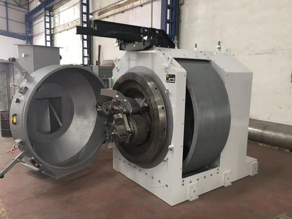 Pellet Mill 900/138 - Pellet Mill 900/138