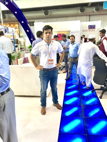 Ghazi Bros Booth at IPEX 2017 - Events