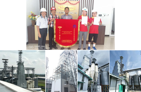 Indonesia 500TPD corn drying project is completed successfully - Clinical issues