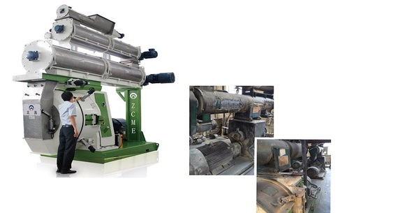 In 1996, ZHENG CHANG constructed a set of pelleting equipment for Guangxi Wuming Liyuan Farming Company, which are still reliable and efficient now, with stably operating for 20 years. Obviously, it saves the cost, improves the economic efficiency an - Clinical issues