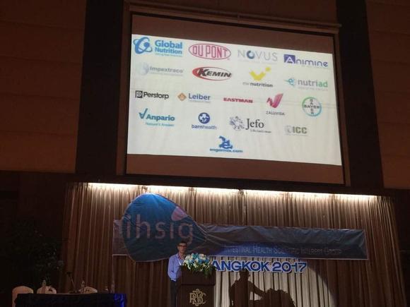 5th IHSIG Symposium on Poultry Intestinal Health Bangkok 2017 - Events
