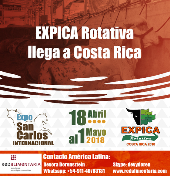 EXPICA EXPO SAN CARLOS COSTA RICA - Americarne