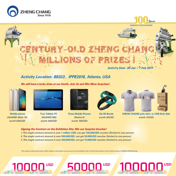 Century-old ZHENG CHANG  Millions of prizes! - Clinical issues