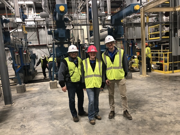Anderson Team Starting up 100 TPD Peanut Oil Mill - Events