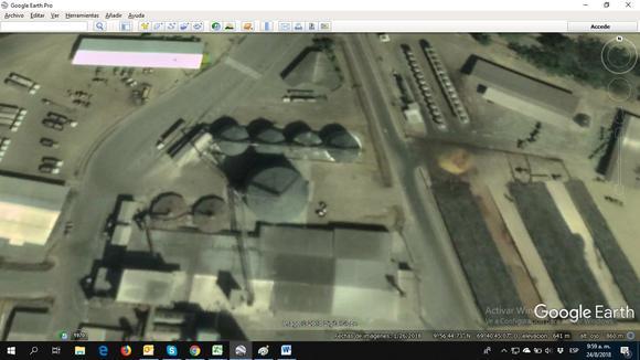 Proyecto de Ampliac. Silos Materia Prima (situación actual de la Planta de ABA's) - Planta ABA's Tunal Quibor, Estado Lara. Venezuela