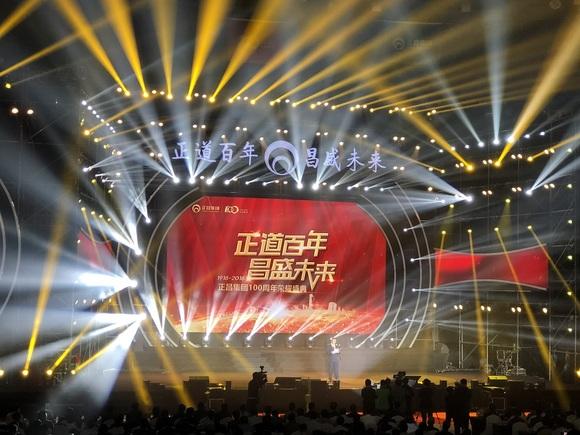 ZHENG CHANG Group Centennial Celebration - Clinical issues