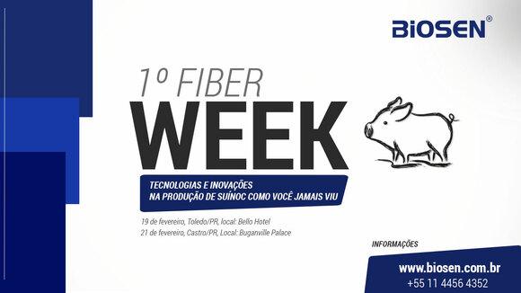 Biosen realizará o 1º Fiber Week - Eventos