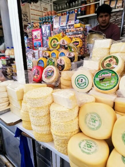 Mercado de San Camilo - Mi actividad