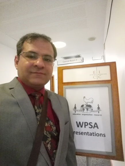 WPSA UK meeting Edinburgh Scotland, UK April 2019 - Events