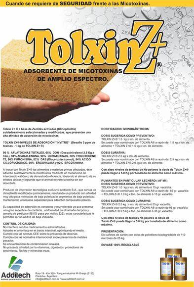 Tolxin Z+ - Casos clínicos