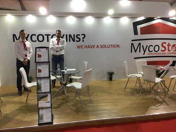 Inberg during poultry expo Hyderabad - Events