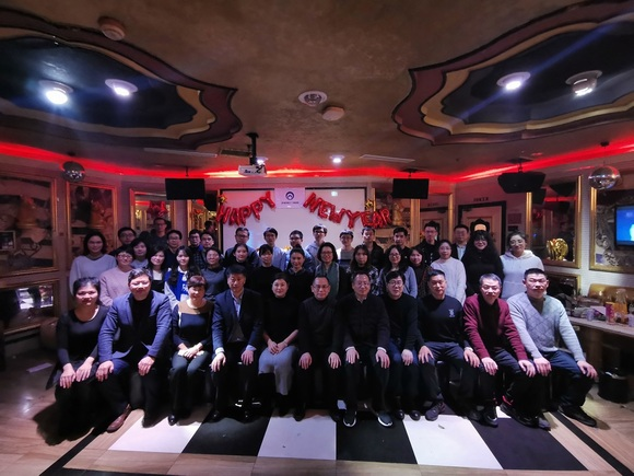 Shanghai ZHENG CHANG 2019 Annual Party - Clinical issues