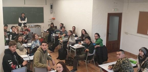 Escuela Familiar Agraria Quintanes - Capacitación