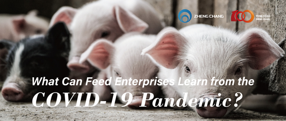 What Can Feed Enterprises Learn from the COVID-19 Pandemic? - Clinical issues