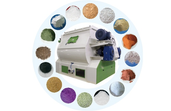 ZHENG CHANG Mixers Provide You with Ultra-high Mixing Uniformity - Clinical issues