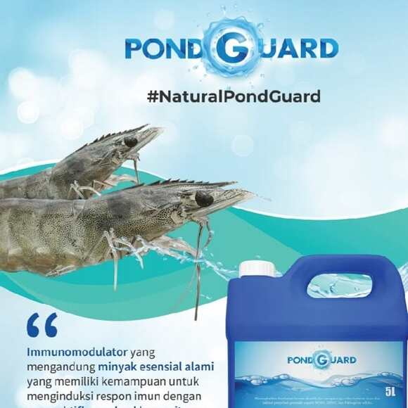 Pondguard - Natural Blend Oil Formulations - Clinical issues