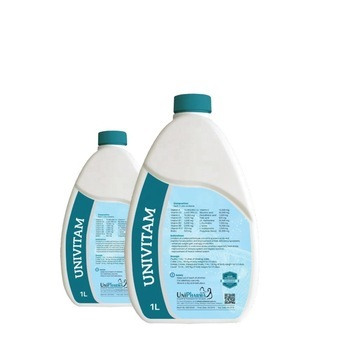 Unipharma-Veterinary health Univitam-animal feed additive- animal supplement - Clinical issues
