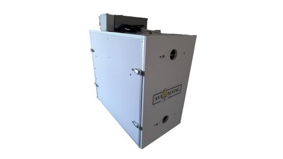 incubadora AVIMATIC - Modelo GRAPHICS-252