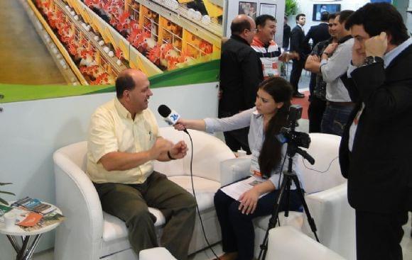 Rogerio Iuspa em entrevista ao Engormix - AveSui 2013