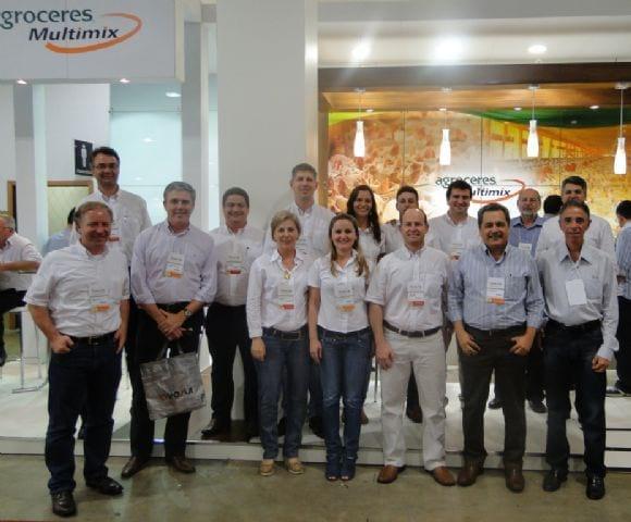 Equipe Agroceres Multimix - AveSui 2013