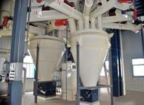 Distribuicion automatica - equipo de produccion de pienso