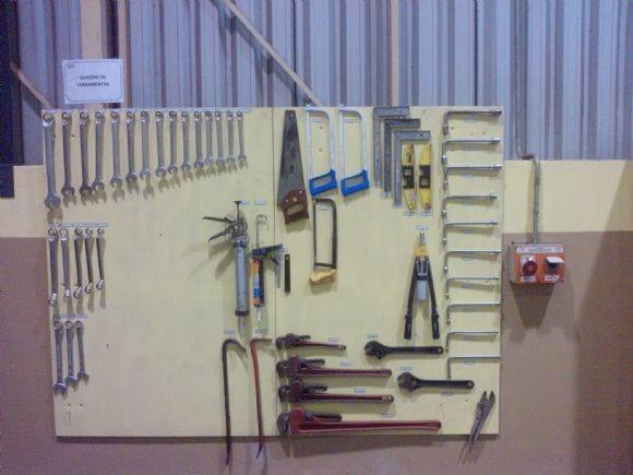 Setor de Manutenções - Implementação do Programa 5S na Manunteção