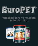 EUROPET Específicos para mascotas